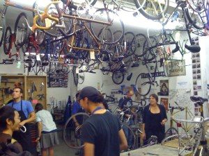 The Bike Kitchen